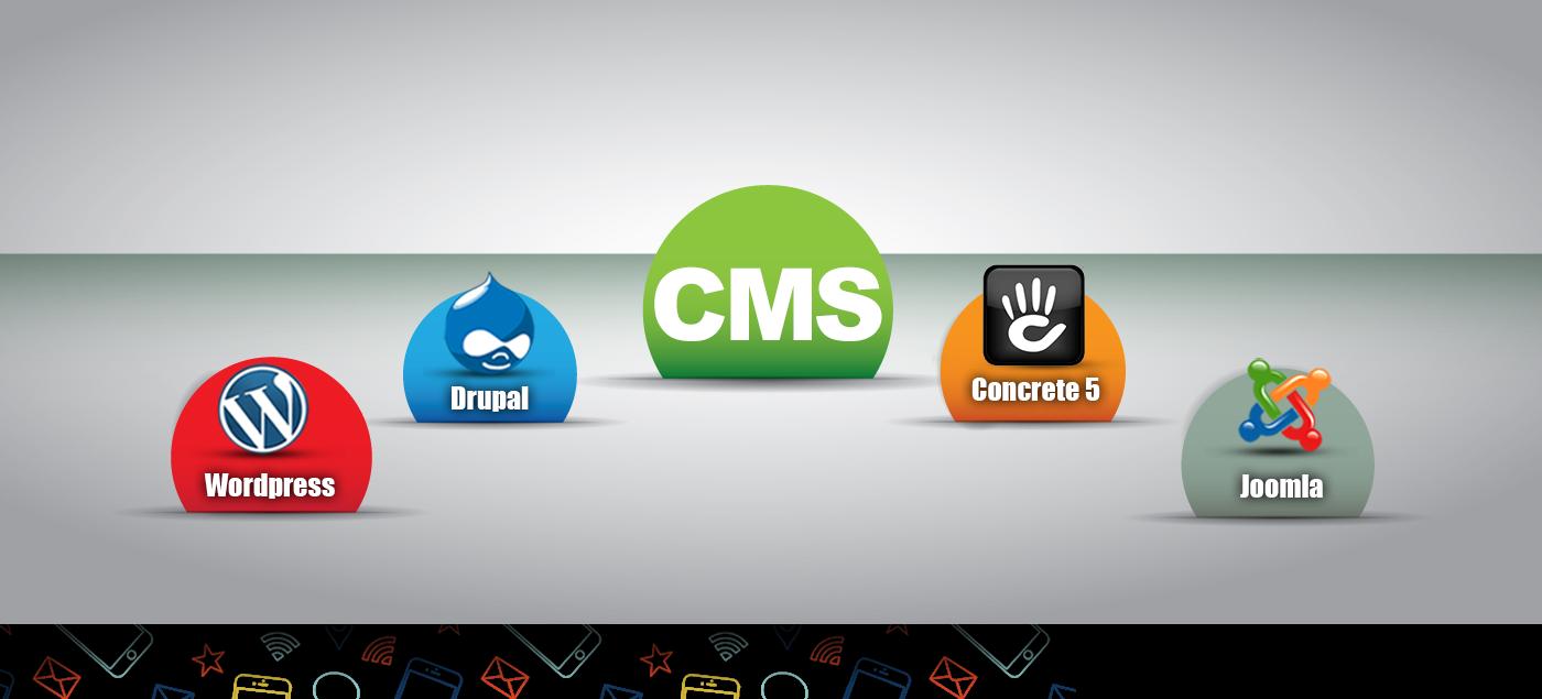 CMS Web Development | CMS Website Development Company India
