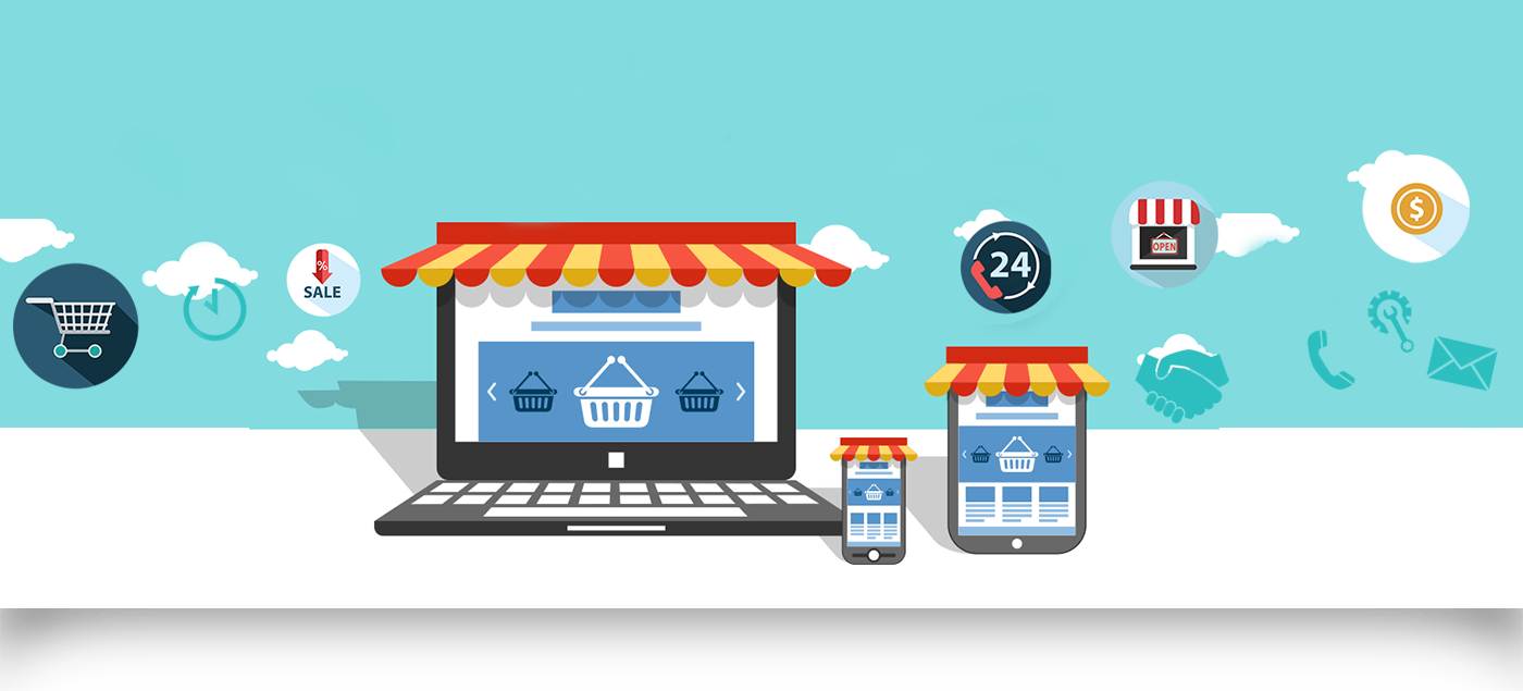 Ecommerce website design company noida